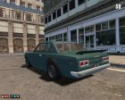 Nissan Skyline 2000 GT-R for Mafia: The City of Lost Heaven top view