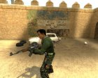 Asian Terrorist for Counter-Strike Source top view