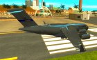 C-17 Globemaster for GTA San Andreas top view