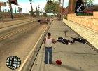 Больше анимаций смертей v3.0 Финал для GTA San Andreas вид слева