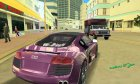 "Audi R8 V10 ""TT Black Revel"" for GTA Vice City rear-left view"