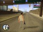 Макс Пейн 3 для GTA San Andreas вид сзади слева