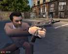 Mac 10 Ingram v2.0 for Mafia: The City of Lost Heaven left view