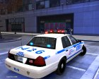 """NYPD-ESU K9"" 2010 Ford Crown Victoria Police Interceptor для GTA 4 вид слева"