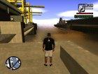 ENBseries для слабых видеокарт для GTA San Andreas вид сзади слева