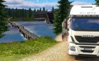 Карта Eldorado Map v1.2 for Euro Truck Simulator 2 top view