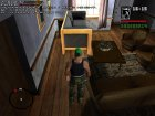 Furniture Mod (Unofficial Fix) для GTA San Andreas вид изнутри