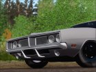 Dodge Charger R/T 1969 for GTA San Andreas inside view