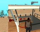 Новая спасательная вышка for GTA San Andreas left view