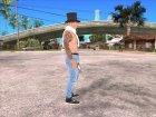 Skin HD GTA V Online 2015 в цилиндре для GTA San Andreas вид изнутри