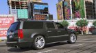 2012 Cadillac Escalade ESV for GTA 5 top view