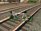 Пак велосипедов v.2 для GTA San Andreas вид слева