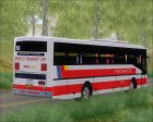 Nissan Diesel UD Santarosa Peoples Transport Corporation Berline LVIII для GTA San Andreas вид изнутри