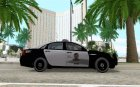 Chevrolet Caprice 2011 Police for GTA San Andreas inside view