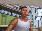 Дверь гаража текстура GTA V Франклин for GTA San Andreas back view