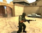Maestro's Phoenix Mercenary for Counter-Strike Source left view