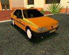 Peugeot 405 Roa такси