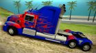 "Western Star ""Optimus Prime"" for GTA San Andreas top view"
