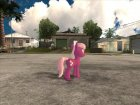 Cheerilee (My Little Pony) для GTA San Andreas вид сверху