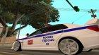Subaru Impreza WRX STI Police for GTA San Andreas side view