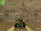 Бомба из CS:GO for Counter-Strike 1.6 rear-left view