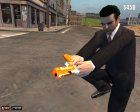 Desert Eagle Asiimov для Mafia: The City of Lost Heaven вид сбоку