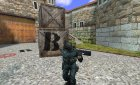 Mac-11 Ghost для Counter-Strike 1.6 вид сверху