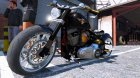 Harley-Davidson Fat Boy Lo Racing Bobber Lost MC Custom 1.1 for GTA 5 inside view