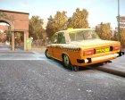 ВАЗ 2106 Такси for GTA 4 left view