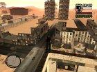 Мёртвый город в пустыне для GTA San Andreas
