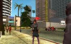 Джессика Шерават в униформе F.B.C. из Resident Evil: Revelations for GTA San Andreas left view