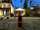 Пак HD скинов из GTA V Online для GTA San Andreas вид сзади