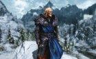 Stormlord Armor - Броня Владыки Бури 2.0 для TES V Skyrim вид справа
