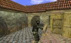 GIGN: Urban Warfare Unit for Counter-Strike 1.6 rear-left view