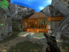 de_avalley for Counter-Strike 1.6 rear-left view