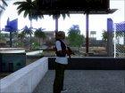 АКМН с ПБС for GTA San Andreas rear-left view