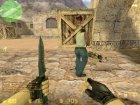 Carl Johnson для Counter-Strike 1.6 вид изнутри