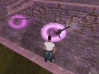 New Minigun для GTA Vice City вид сзади слева