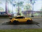 Porsche 911 Turbo for GTA San Andreas rear-left view