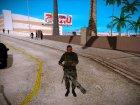 Несколько скинов для GTA San Andreas вид справа
