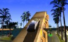 Jump Ramp Stunting for GTA San Andreas top view