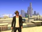 Skin GTA V Online в Ковбойской шляпе for GTA San Andreas