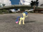 Bon-Bon (My Little Pony) для GTA San Andreas вид сверху
