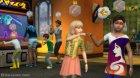 Одежда для малышей for Sims 4 left view