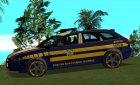 Audi RS4 Avant B8 2013 федеральная полиция Rodoviaria