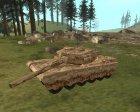 New desert camo for the tank