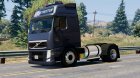 Volvo Fh 440 Globetrotter 4x2 for GTA 5 rear-left view