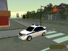 Lada Granta 2190 Police
