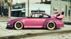 1995 Porsche 911 GT2 (993) Rauh-Welt Begriff (RWB) for GTA 5 left view