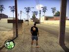 Футболка Dimmka223 для GTA San Andreas вид справа